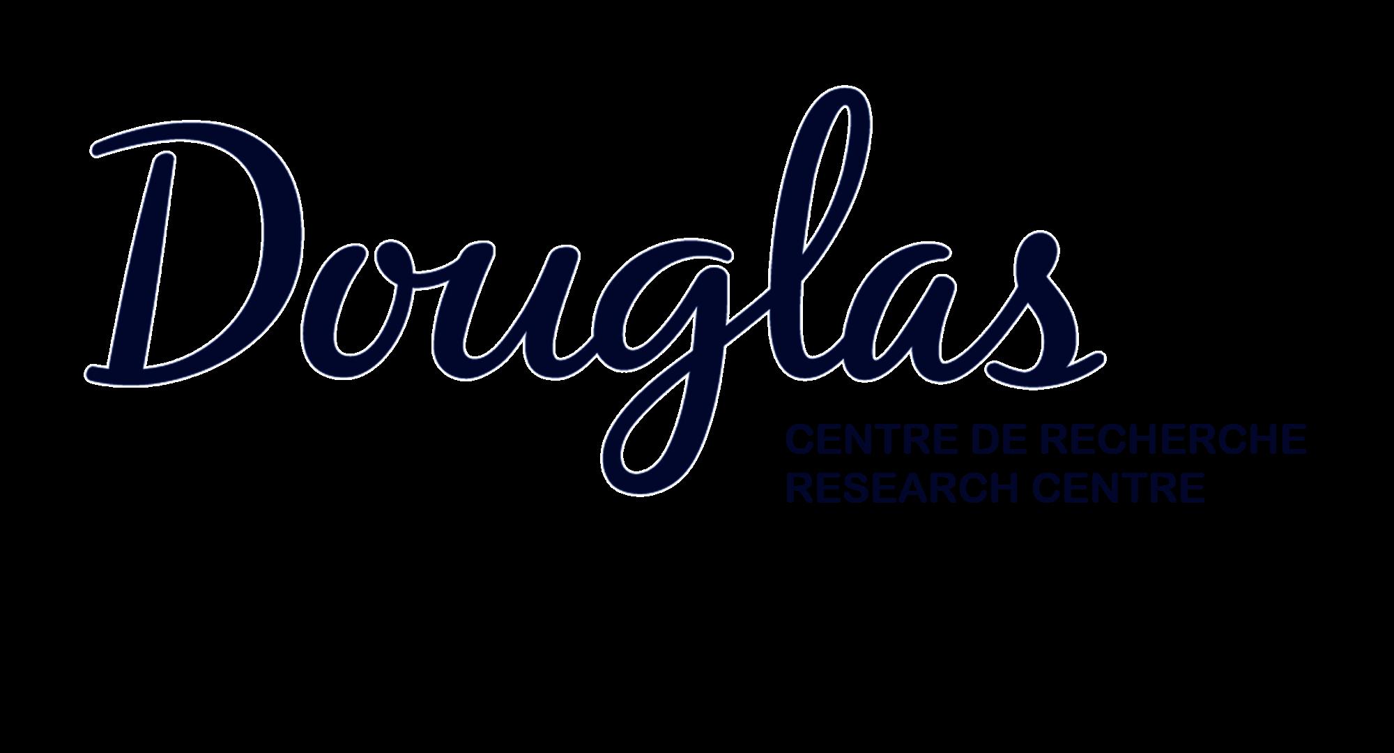 Douglas Hospital Research Centre logo