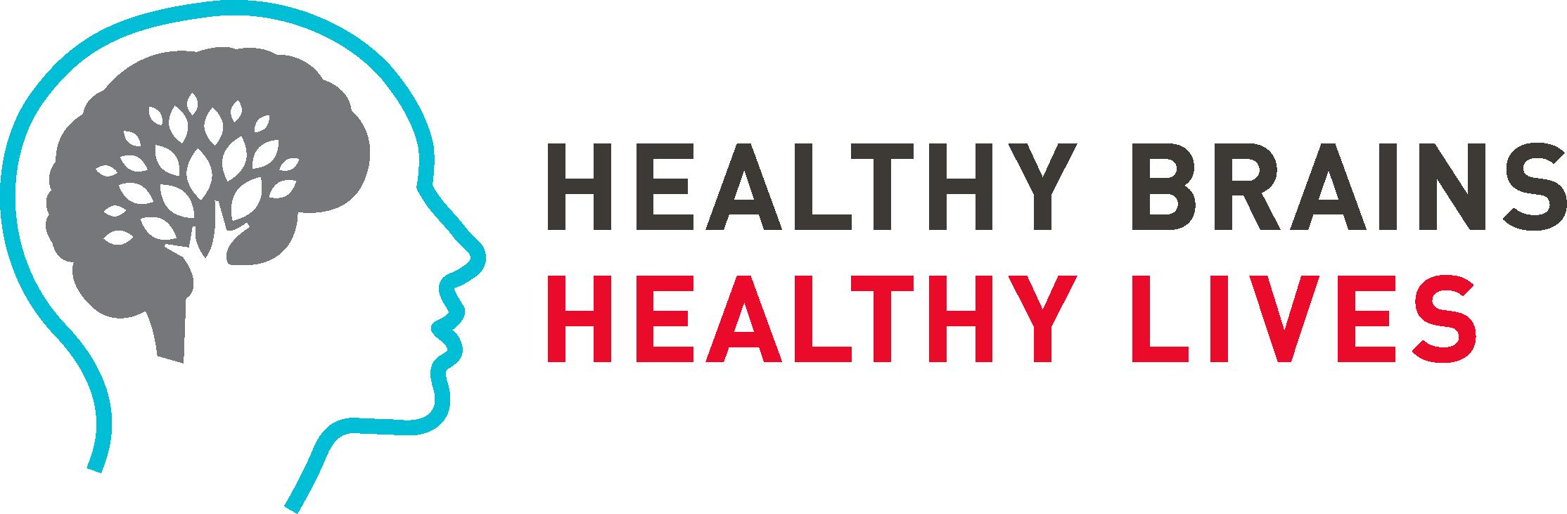 Healthy Brains Healthy Lives logo
